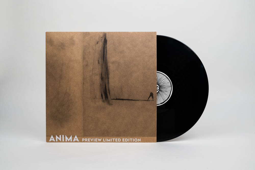 Thom Yorke - ANIMA - Preview Limited Edition 12