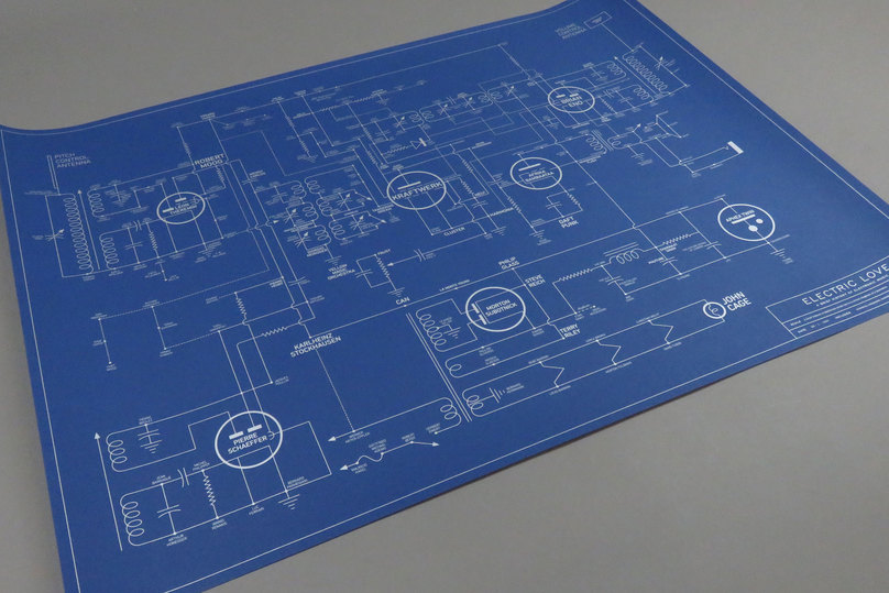 Dorothy Electric Love Blueprint A History Of Electronic Music
