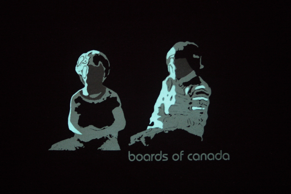 boards of canada discography list