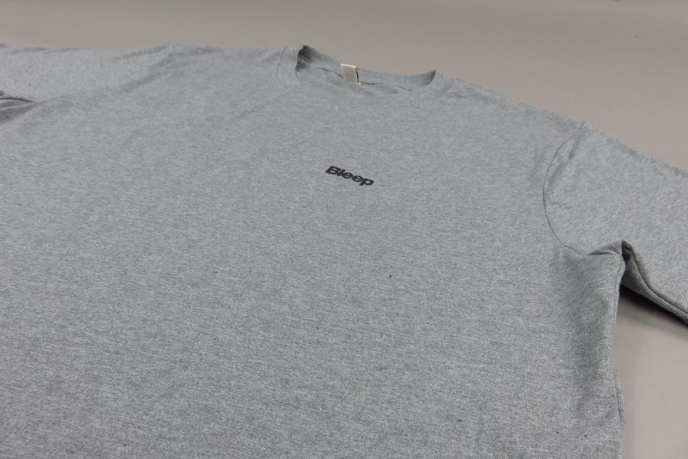 The Wire Magazine - The Wire x Bleep - Wire 400 T-shirt. Bleep.