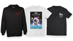 'Shape The Future' Merchandise Now Available