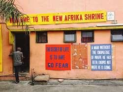 The New Afrika Shrine