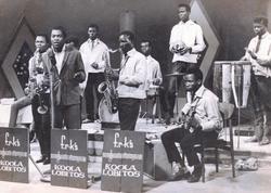 Fela Ransome Kuti and his Koola Lobitos live in 1965