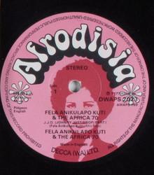 Fela Anikulapo-Kuti and Afrika 70: J.J.D. Johnny Just Drop