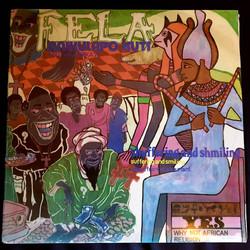 Fela Anikulapo-Kuti and Afrika 70: Shuffering And Shmiling