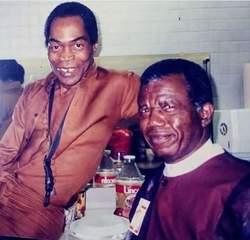 Fela Kuti + Chinua Achebe