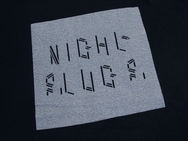 Black - NS Midnight 3M Box Tee