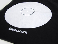 Bleep Record Bag Tote