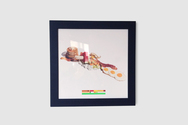 Art Vinyl Play & Display Triple Frame