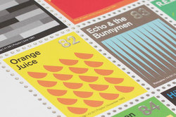 Stamp Albums: Post-Punk