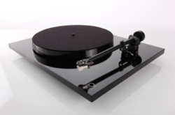 Rega Planar 1 Turntable - Gloss Black