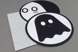 Ghostly + Spectral Slipmats - International
