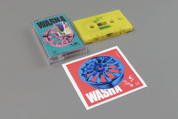 Gqom Oh! X Crudo Volta - Washa Mixtape