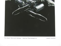 Absent Material Gateway 'Quantum Phantasmagoria' Limited Colour Print A2