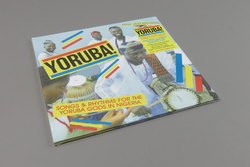 Soul Jazz Records Presents YORUBA! Songs and Rhythms for the Yoruba Gods in Nigeria
