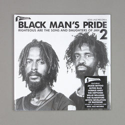 STUDIO ONE Black Man's Pride 2: Righteous Are The Sons And Daughters Of Jah