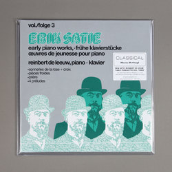 Early Piano Works Volume 3