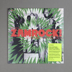 Welcome To Zamrock! Vol 2 (How Zambia's Liberation Led To A Rock Revolution 1972-1977)