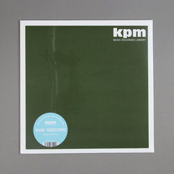 Piano Viberations LP (The KPM Reissues)