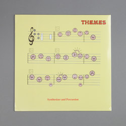 Synthesizer And Percussion LP (Themes Reissues)