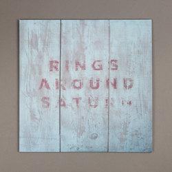 Rings Around Saturn