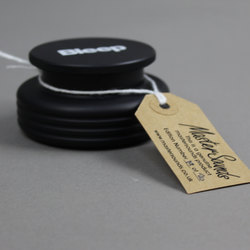 Bleep Turntable Weight Black
