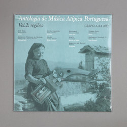 Antologia de Música Atípica Portuguesa Vol2, Regiões