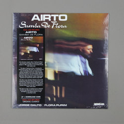 Soul Jazz Records presents Airto: Samba De Flora