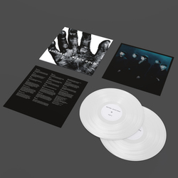 Limited Edition White Vinyl