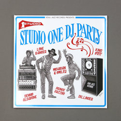 Soul Jazz Records presents Studio One DJ Party