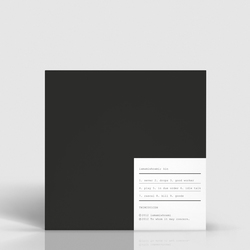 kin CD packaging