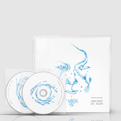 CONCERT IN BLUE CD/DVD with book