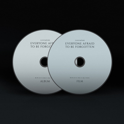 EVERYONE AFRAID TO BE FORGOTTEN CD/DVD
