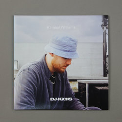 DJ-Kicks - Kamaal Williams