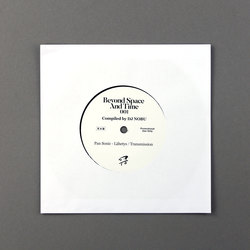 Beyond Space and Time Sampler (Pan Sonic)