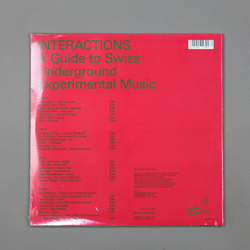 Interactions: A Guide To Swiss Underground