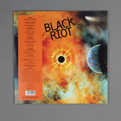 Soul Jazz Records presents BLACK RIOT: Early Jungle, Rave and Hardcore