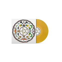 Annual. Vinyl - 1×LP, Limited Coloured - Limited mustard colour vinyl