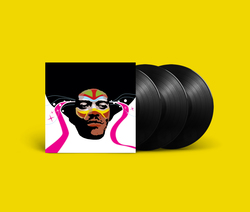 African Rhythms 1970-1982. Vinyl - 3×LP