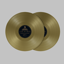 Chunky Shrapnel. Vinyl - 2×LP, Limited Coloured - On gold vinyl.