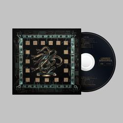 Chunky Shrapnel. CD