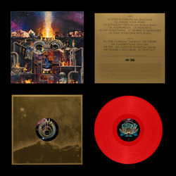 Flamagra. Vinyl - Red Vinyl