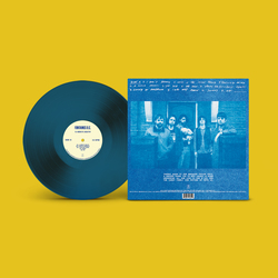 A Hero's Death. Vinyl - 1×LP, Coloured Vinyl - Limited Edition Stormy Blue Vinyl