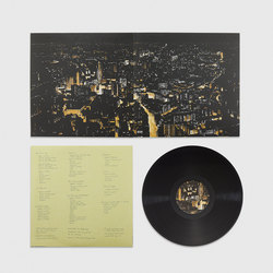 Sleep On The Wing. Vinyl - 1×LP - 1LP black vinyl in printed inner in gatefold outer sleeve, download card insert