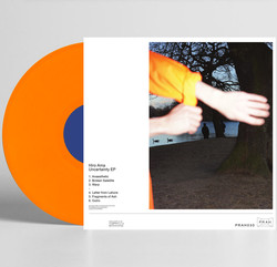 "Uncertainty EP. Vinyl - EP - Limited Edition 12"" Vinyl"