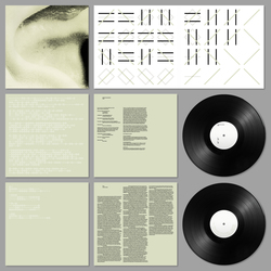 76:14 . Vinyl - 2×LP - 2 x 140 gram LPs in heavy cardstock gatefold sleeve with spot UV logo printed on the front and printed inners with full sleevenotes.