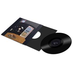 Silver Ladders. Vinyl - 1×LP - Black vinyl