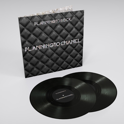Planningtochanel. Vinyl - 2×LP, Special Edition - Gatefold Sleeve, matt with foil-blocked lettering