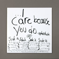 ...I Care Because You Do