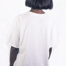 WHITE ICON TEE